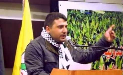 أمين سر حركة فتح شادي المطور
