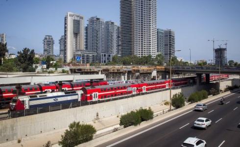 وقف حركة القطارات في جنوب اسرائيل