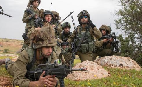 ضباط في الجيش الاسرائيلي