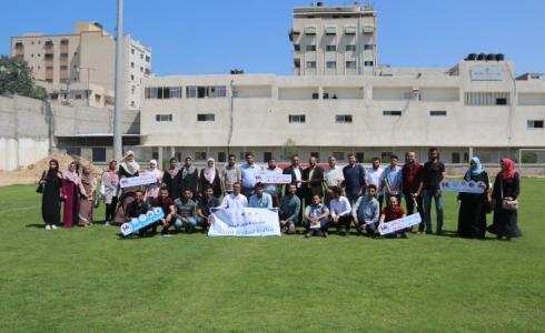فريق مبادرة سفينة الشباب في وزارة الشباب والرياضة