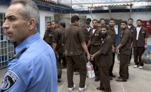 الاسرى في سجون الاحتلال الاسرائيلي