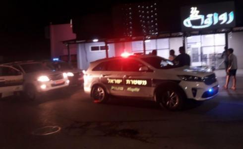 طمرة: مجهولون يطلقون النار على محل تجاري