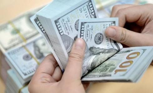 سعر صرف الدولار مقابل الشيكل اليوم