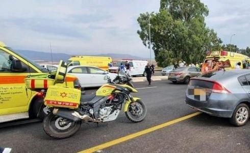 حادث سير قرب بوريا