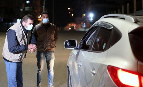 الشرطة تُوقف 125 مواطن لمخالفتهم قرار حظر التجوال