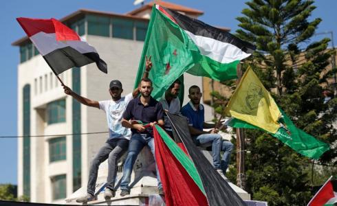 مصالحة وحدة فتح حماس