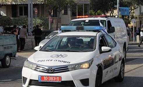 الشرطة الاسرائيلية في الداخل