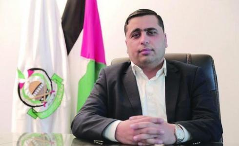 عبد اللطيف القانوع الناطق باسم حركة حماس