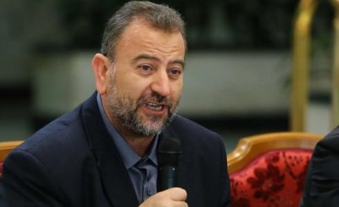 نائب رئيس المكتب السياسي لحركة حماس صالح العاروري