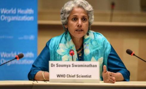 كبيرة العلماء في منظمة الصحة العالمية، سوميا سواميناثان