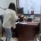موظفة صينية تضرب رئيسها