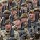 الجيش البريطاني في احدى عروضه العسكرية