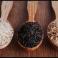 صورة توضيحية لأنواع الأرز