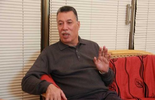 أحمد حلس عضو اللجنة المركزية لحركة فتح