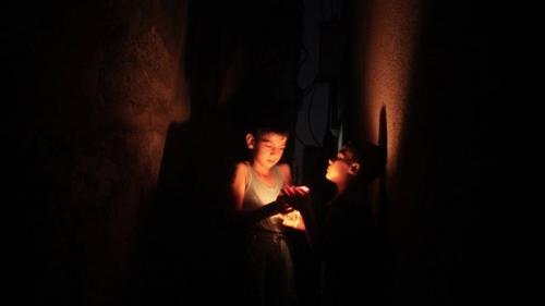 أزمة كهرباء غزة