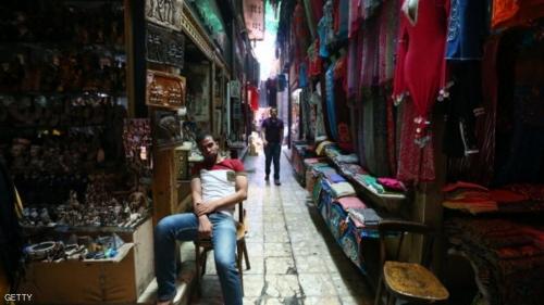 سوق بالقاهرة - أرشيفية