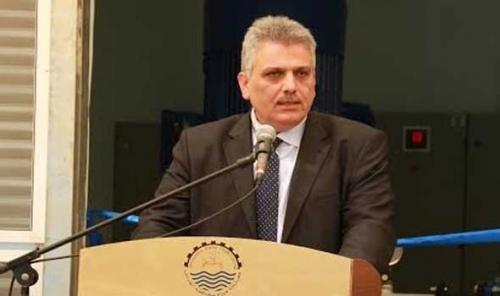 الوزير مازن غنيم