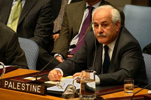 السفير رياض منصور