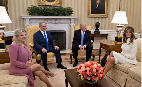 لقاء نتنياهو ترامب