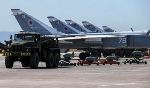 النظام السوري ينقل طائراته