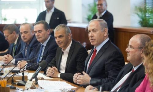 """""""الكابينيت الإسرائيلي""""  يتخذ سلسلة إجراءات ردا على عملية القدس"""