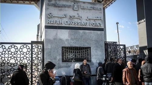 الداخلية بغزة: 14 ألف حالة إنسانية تنتظر فتح معبر رفح